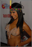 Cassandra Cruz at Heaven and Hell Halloween Bash '07