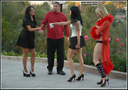 Victoria catches Mikayla with her husband on the set of Desperate Wives 3 for SexZ Pictures