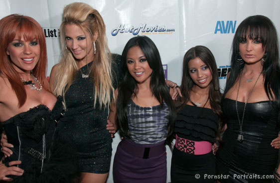 Kirsten Price, jessica drake, Kaylani Lei, Lupe Fuentes, Alektra Blue at Emergency Porn Party