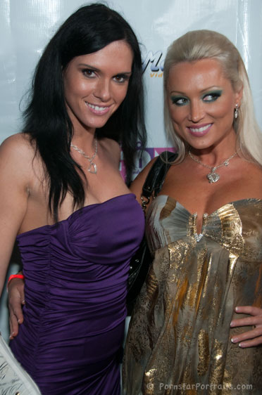 Jennifer Dark and Diana Doll at Emergency Porn Party