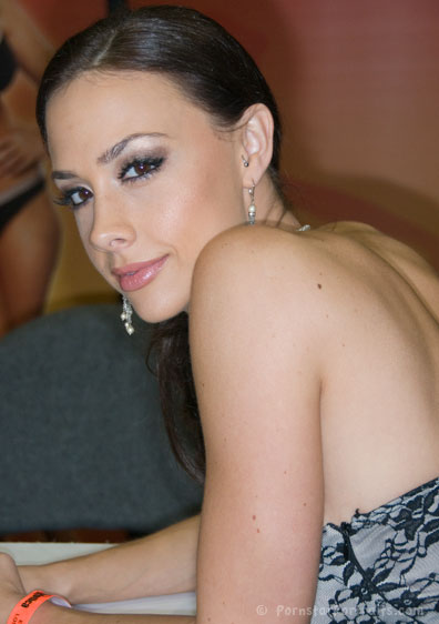Chanel Preston at eXXXotica Los Angeles