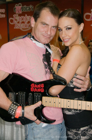 Evan Stone, Chanel Preston at eXXXotica Los Angeles
