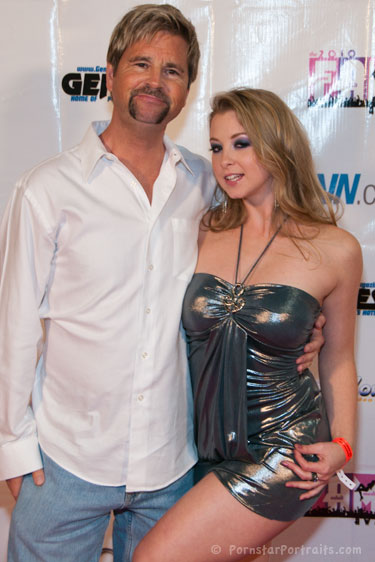 Sunny Lane and Will Ryder at F.A.M.E. Awards