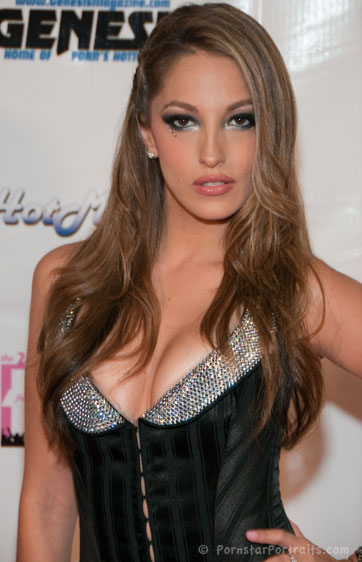 Jenna Haze at F.A.M.E. Awards