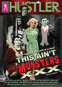 This Ain't The Munsters XXX Box Cover Courtesy of Hustler Video