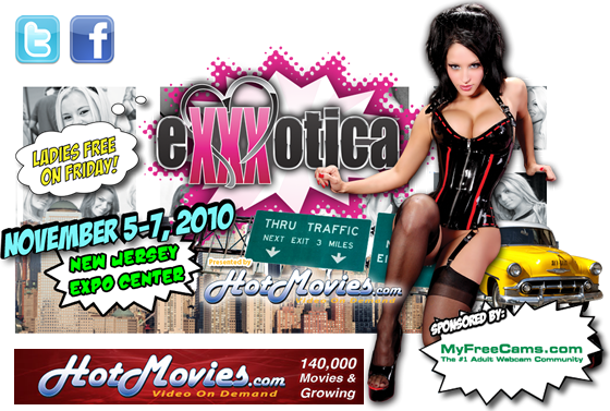 eXXXotica Header Courtesy of Victory Trade Show Management