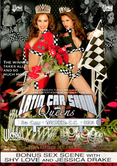 Latin Car Show Queens Box Cover