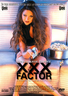 The XXX Factor Box Cover