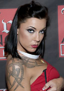 Chayse Evans at the 2009 AVN Adult Entertainment Expo for Evil Angel