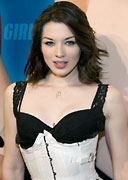 Stoya at the 2009 AVN Adult Entertainment Expo for Digital Playground