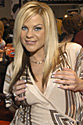 Shay Sweet at the 2004 Adult Entertainment Expo for Sin City