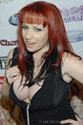 Kylie Ireland at 2008 Adult Entertainment Expo for SexZ Pictures