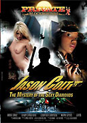 Jason Colt: The Mystery of the Sexy Diamonds Box Cover Courtesy of Private Media