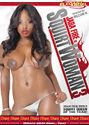 Jada Fire is Squirtwoman 3 Box Cover Courtesy of Elegant Angel