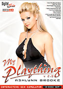 My Plaything Ashlynn Brooke Box Cover Courtesy of Digital Sin