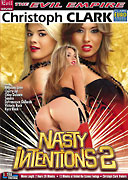 Nasty Intentions 2 Box Cover Courtesy of Evil Angel.com