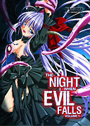 Night When Evil Falls Vol 1 Box Cover Courtesy of Adult Media Source